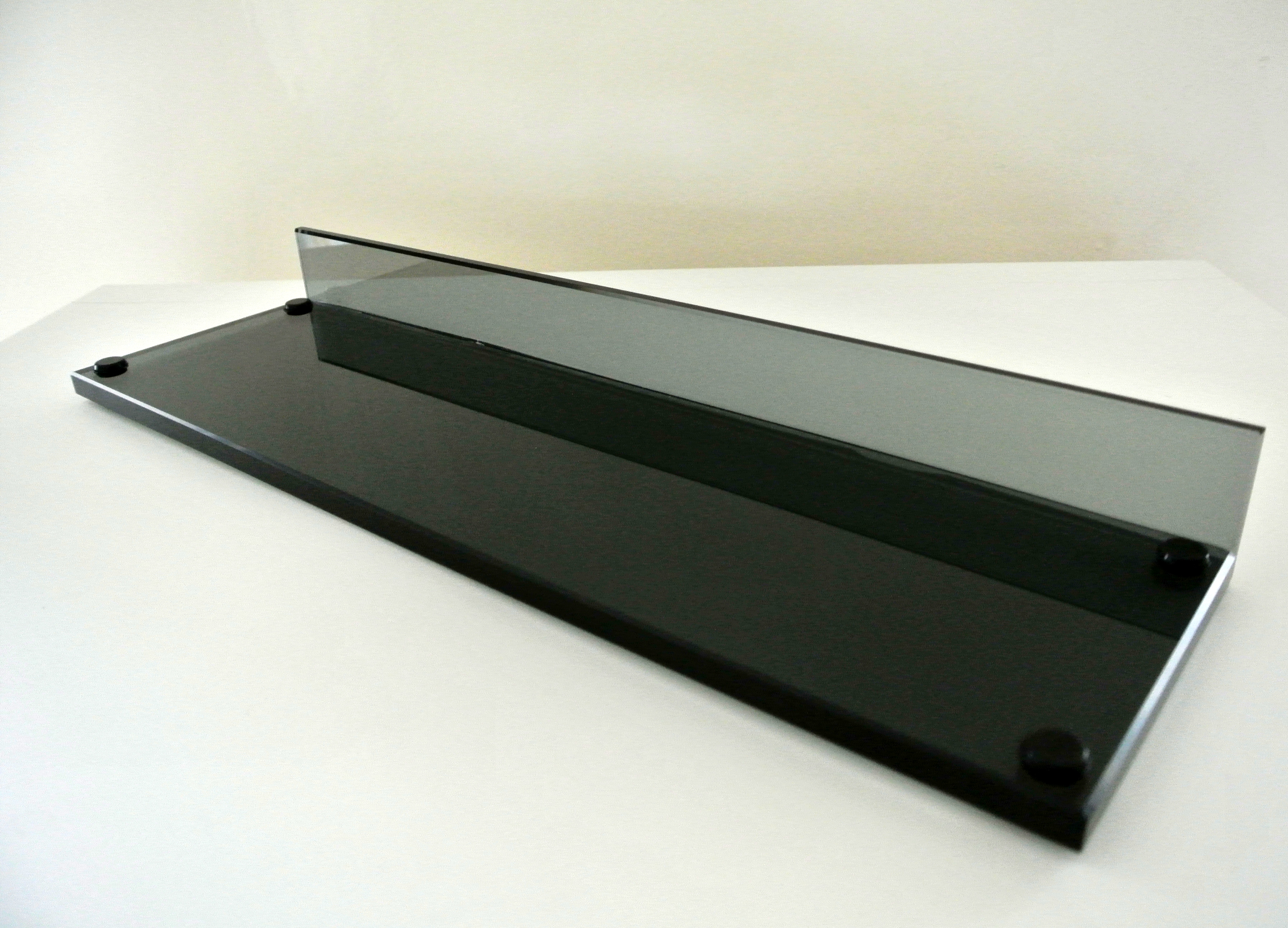 Glass Plinth